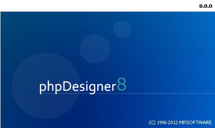 phpDesigner8.0