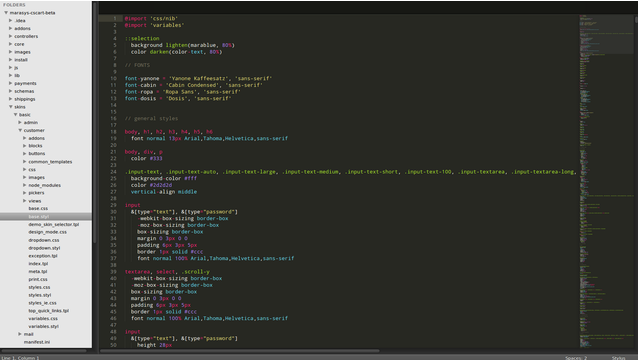 Bootstrap – Sublime Text – INFO KNOWLEDGE